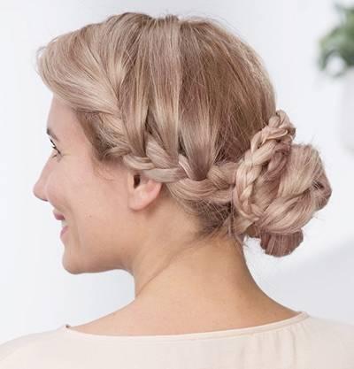 Comment Realiser Les 4 Plus Belles Coiffures De Mariage Pour Cheveux Longs Et Mi Longs Garnier