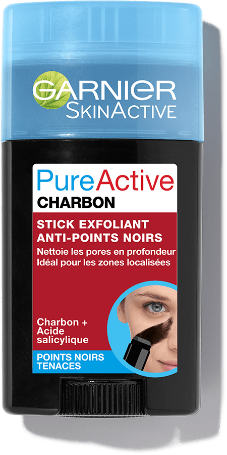STICK CHARBON PURE ACTIVE